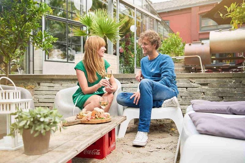 Een duurzaam en modern landelijk huis